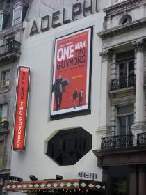 Adelphi Theatre today by Mary Shannon