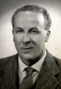 Anthony Heap in 1965