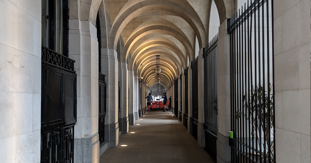 The Adelphi Arches