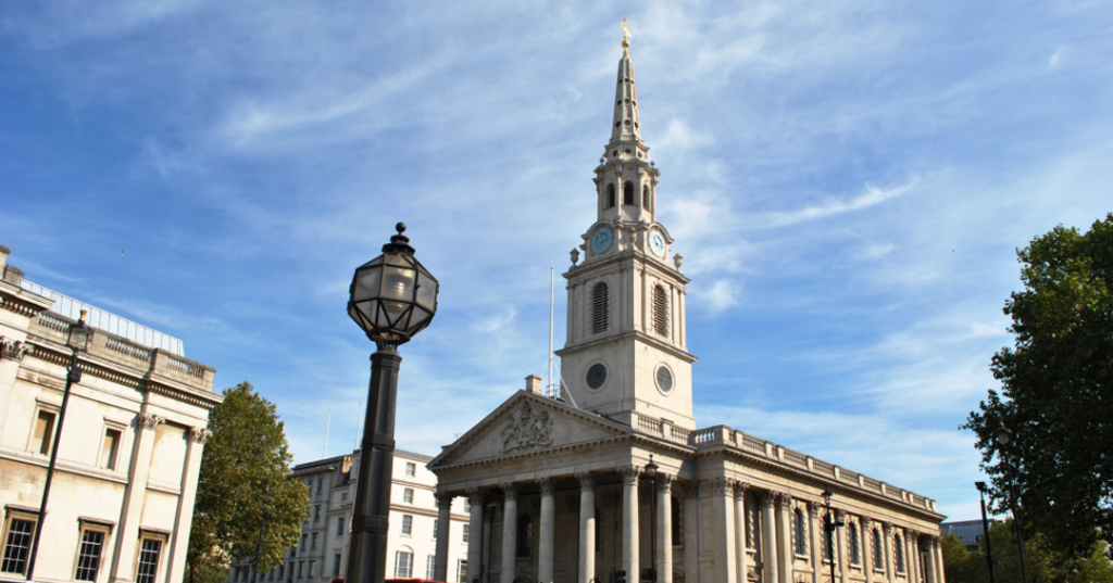 St Martin in the Fields by Elisa.rolle [CC BY-SA 3.0]