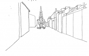 Download and colour in your ideas for Aldwych, we'd love to see some greenery!