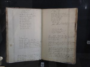 The Swan and Rummer Tavern Minute Book