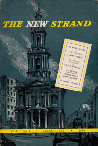 An image of The New Strand magazine cover