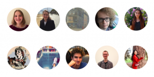 Just some of our wonderful contributors! Browse all contributions here.