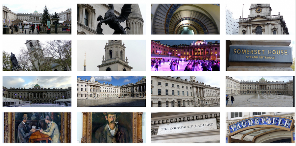 A selection of photographs of the Strand uploaded to Trip Advisor.