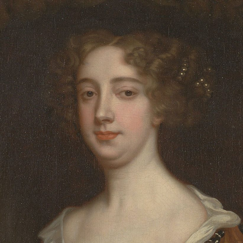 Aphra_Behn_by_Peter_Lely_ca._1670 via Wikimedia commons